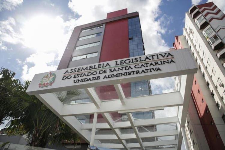 Com base sólida na Alesc, governo se articula para conseguir tramitação rápida da reforma previdenciária– Foto: Divulgacão/JusCatarina/ND