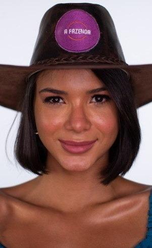 Jakelyne Oliveira, modelo e digital influencer de 27 anos, natural de Rondonópolis e residente de São Paulo. – Foto: Reprodução/ND