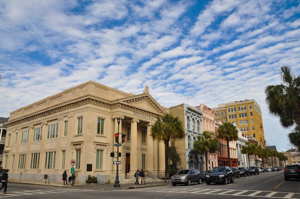 Charleston (Carolina do Sul) - James Willamor on Visual Hunt / CC BY-SA - James Willamor on Visual Hunt / CC BY-SA/Rota de Férias/ND