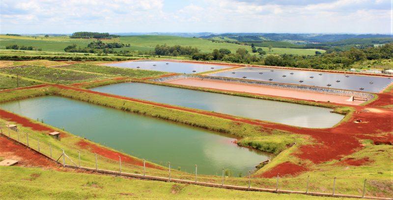 Trabalho de gerenciamento de água, uso e reuso, buscando eficiência nos recursos hídricos. – Foto: Divulgação