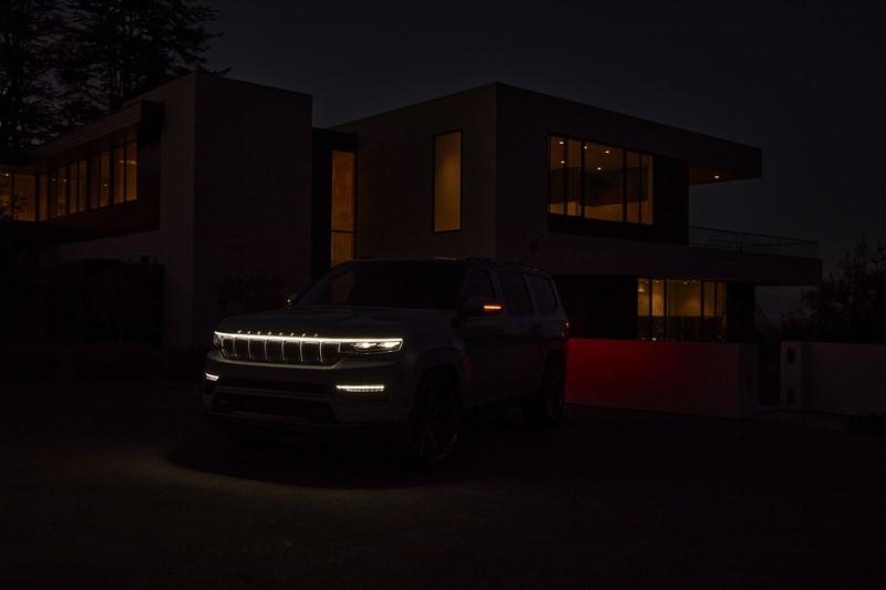 Jeep revela conceito do novo Grand Wagoneer; SUV de luxo será lançado em 2021 nos EUA - Foto: Divulgação/Jeep/Garagem 360/ND