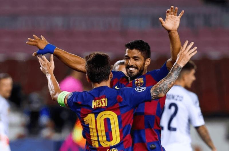 O Messi vibrante dos bons tempos – Foto: Reprodução Instagram
