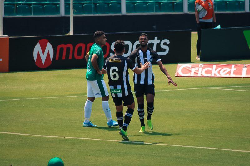 Figueirense corre atrás do prejuízo e consegue o empate em 2 a 2 com o Guarani – Foto: Patrick Floriani/FFC