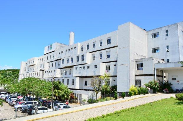 Hospital Regional de São José- Foto: Divulgação/SES/ND