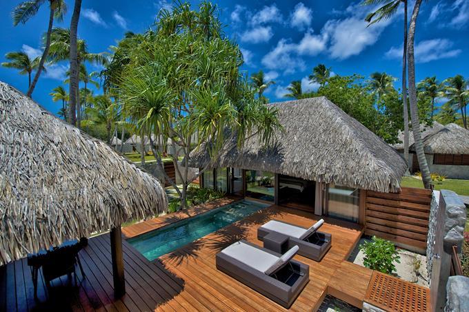 Hotel Kia Ora Resort & Spa, em Rangiroa - Divulgação - Divulgação/Rota de Férias/ND