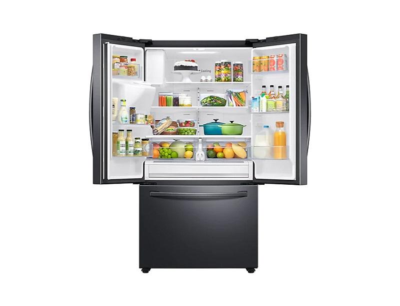 Nova geladeira Family Hub - Crédito: Divulgação/Samsung/33Giga/ND
