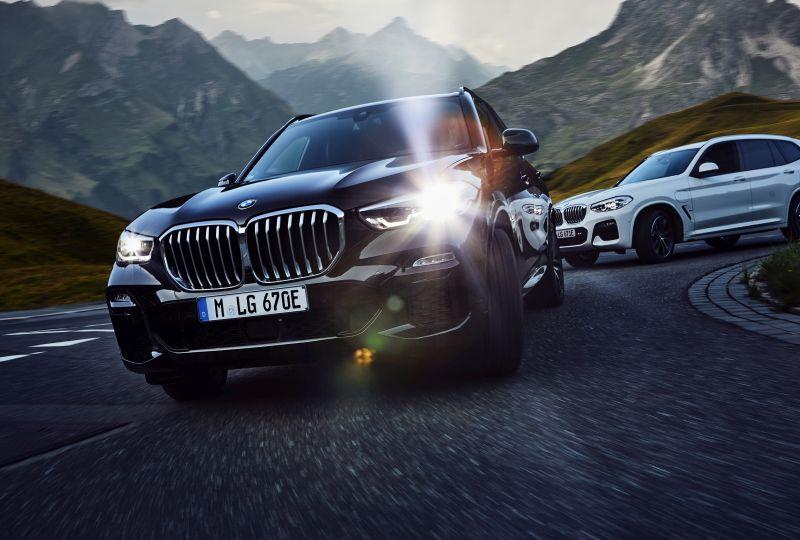 BMW amplia programa de blindagem para as linhas X3 e X5 - Foto: Divulgação