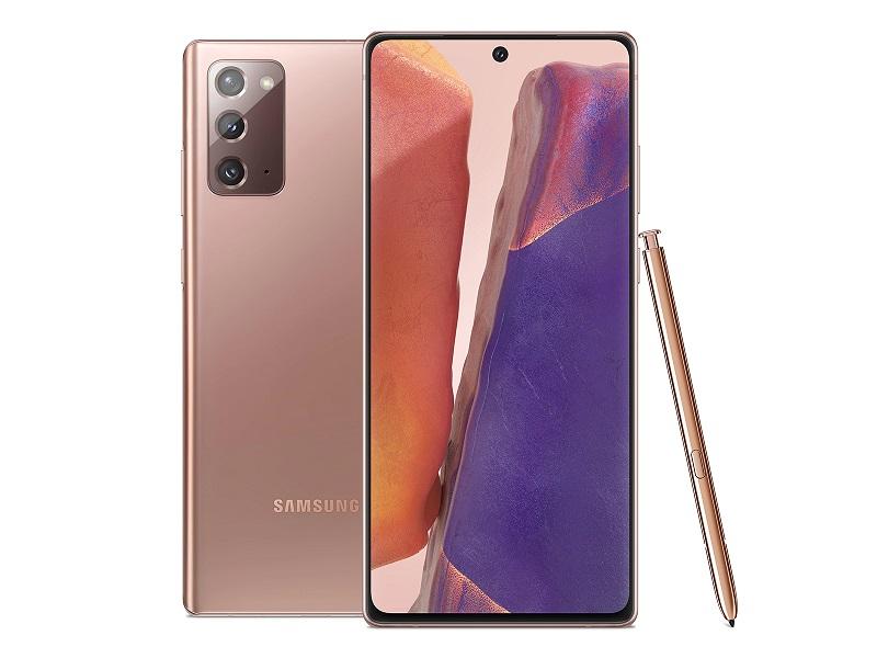 Samsung Galaxy Note20 - Crédito: Divulgação/Samsung/33Giga/ND