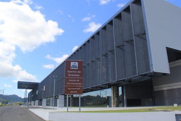 TCE suspende licitação do Centro de Eventos de Balneário Camboriú – Foto: Saul Oliveira/Santur