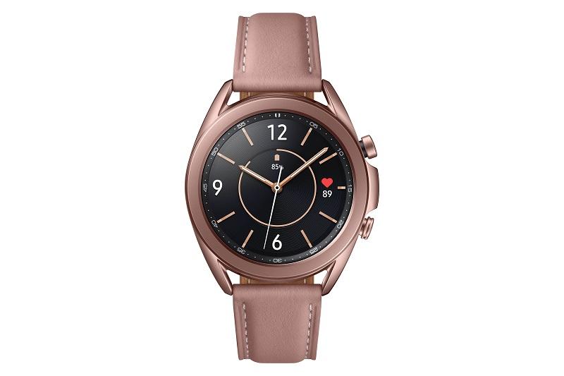 Smartwatch Galaxy Watch3 - Crédito: Divulgação/Samsung/33Giga/ND