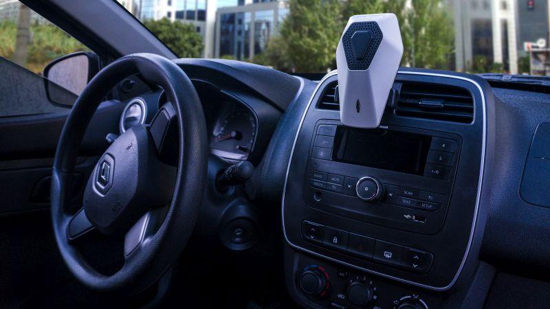 Tecnologia ultravioleta pode ser usada para higienizar carros - Foto: Divulgação/O2LED Illumination
