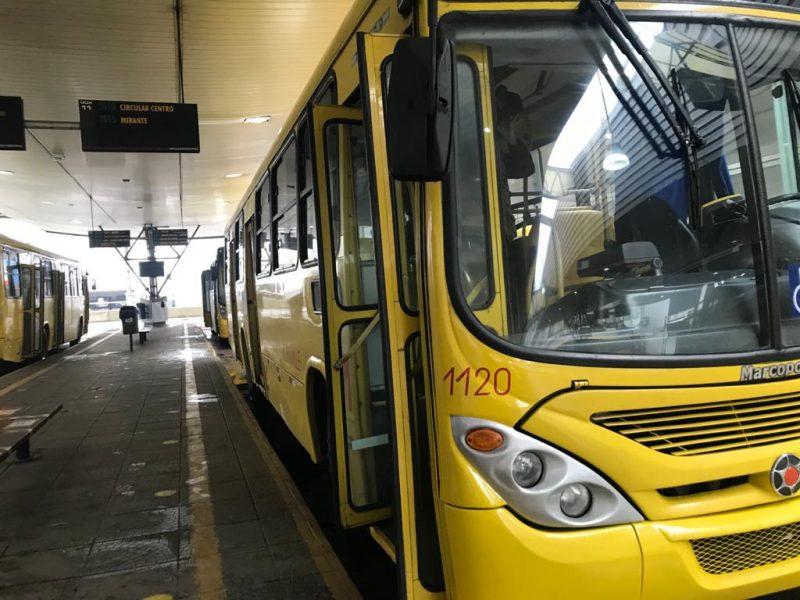 Ônibus terão horários diferenciados na próxima terça-feira (9) – Foto: Luana Amorim/ND
