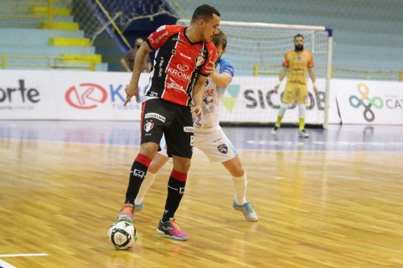 Com liberação, Campeonato Catarinense começa na próxima semana e equipes catarinenses podem jogar em casa na Liga Nacional – Foto: Juliano Schmidt/JEC/Krona