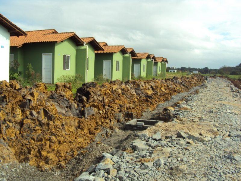 Prefeitura busca alternativas para suprir déficit habitacional em Joinville – Foto: Divulgação/ND
