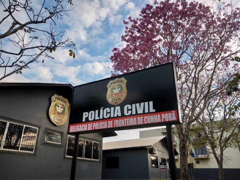Homem que roubou calcinha para se masturbar é identificado em Cunha Porã – Foto: Divulgação/Polícia Civil/ND