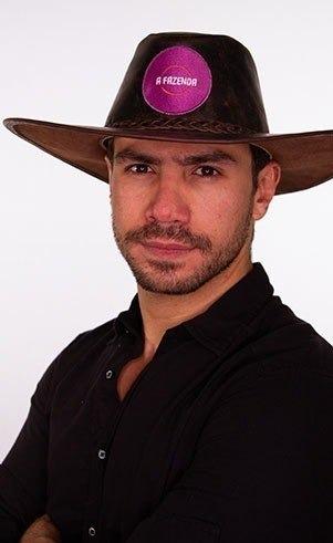Mariano, além de cantor da dupla Munhoz e Mariano, é empresário. Tem 33 anos e é natural de Campo Grande, no Mato Grosso do Sul. – Foto: Reprodução/ND