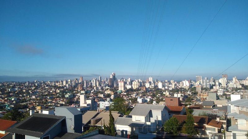 Tempo segue firme até o próximo sábado (10) para Chapecó e demais cidades do Oeste – Foto: Carolina Debiasi/ND