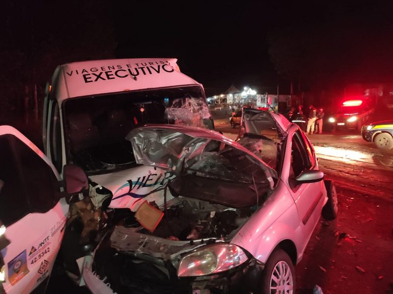 Mortos em acidente na BR-470 em Blumenau eram primos