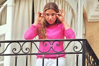 Patrícia Abravanel, filha do empresário e apresentador Silvio Santos, foi sequestrada em São Paulo. O resgate demorou uma semana para ser resolvido e ela ser solta – Foto: Divulgação/ND