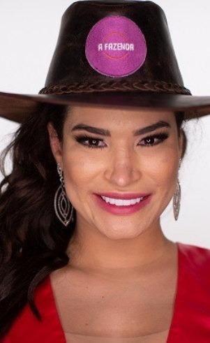 Raissa Barbosa, modelo natural de Rio Branco, no Acre. Tem 29 anos e atualmente reside em São Paulo. – Foto: Reprodução/ND
