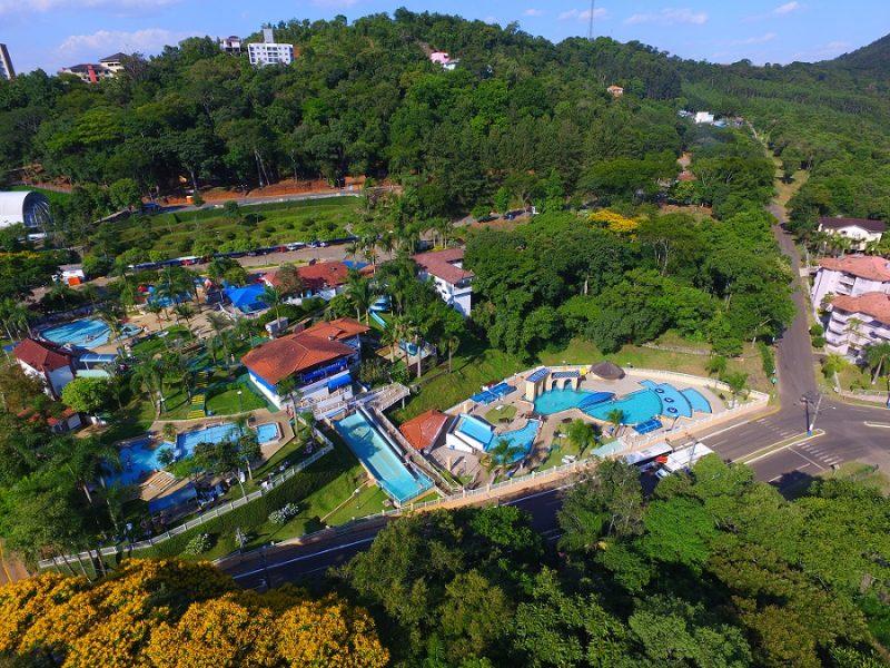 Empresários de parques aquáticos pedem solução para o ramo turístico – Foto: Comunicação PMP/Divulgação ND