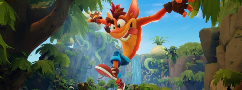 Crash Bandicoot: novo jogo da franquia terá versão demo disponibilizada - Divulgação/Activision