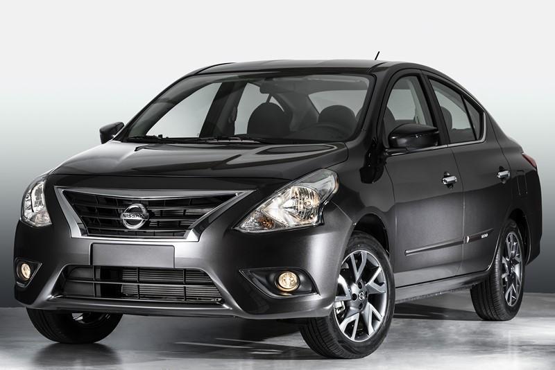 Nissan Versa: o sedã é conhecido por ser generoso com seus habitantes e ter um amplo porta-malas - Foto: Divulgação/Nissan/Garagem 360/ND