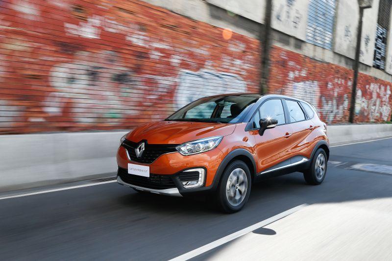 Recall da Renault envolve mais de 40 mil carros no Brasil - Divulgação/Renault