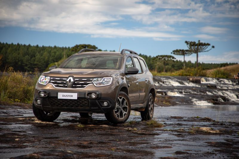 Descubra quais são os 7 SUVs novos mais baratos do Brasil - Divulgação/Rodolfo Buhrer/La Imagem/Renault