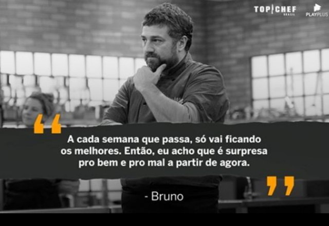 Bruno é aquele participante que não passa despercebido e sempre deixa escapar algum comentário, principalmente quando o assunto é jogo – Foto: Reprodução/Instagram