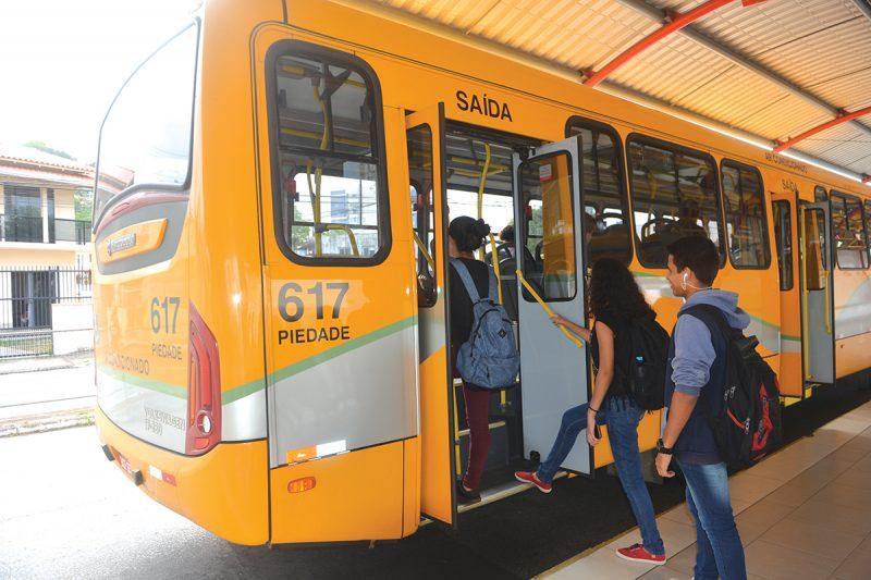 Ônibus terão mais horários no domingo de eleição em Itajaí. – Foto: Reprodução internet