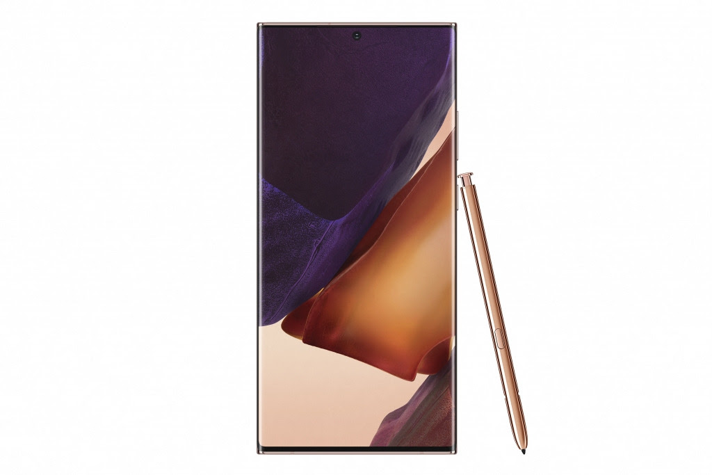 Samsung Galaxy Note20 Ultra - Crédito: Divulgação/Samsung/33Giga/ND