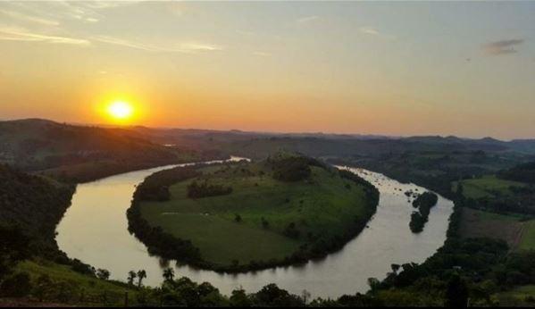 Volta do Dedo se tornou atração turística na região Oeste de Santa Catarina - Mirante Volta do Dedo
