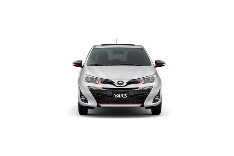 Toyota Yaris Série S - Foto: Divulgação/Toyota/Garagem 360/ND