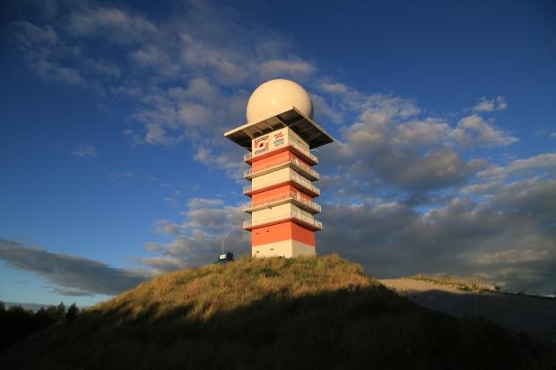 Radar Meteorológico de Lontras volta a operar, diz Defesa Civil – Foto: Julio Cavalheiros/Secom/Divulgação
