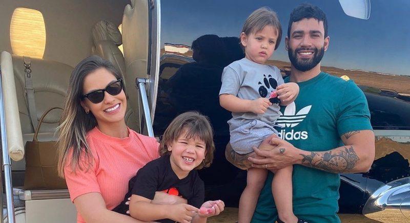 Foto foi uma das últimas de toda a família postada nas redes sociais – Foto: Reprodução/Instagram