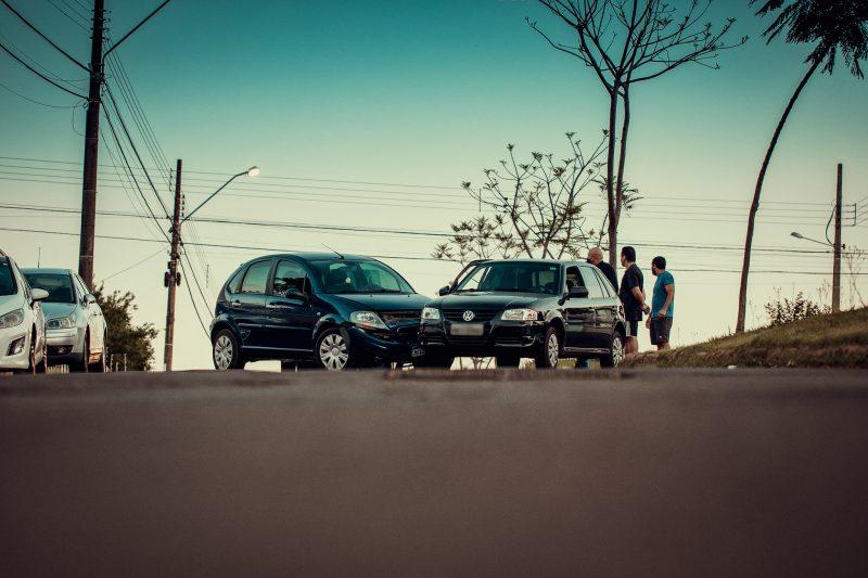 Com o interesse pelo trânsito e os inúmeros acidentes presenciados, Nathan começou a sair com a câmera fotográfica enquanto fazia caminhadas e flagrou os acidentes e atos imprudentes de motoristas. – Foto: Nathan Cazella