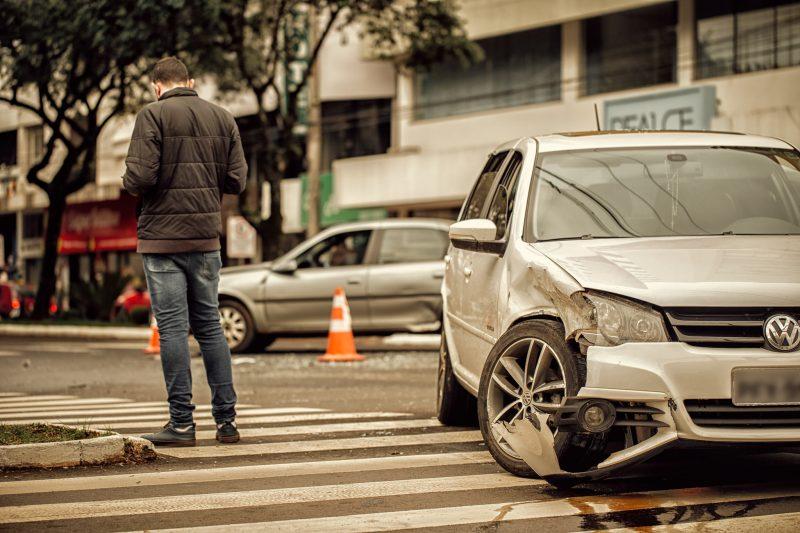 Nathan pretende contribuir para que com isso os motoristas fiquem atentos e evitem tantos acidentes, os quais, muitas vezes, podem ferir pessoas que não estavam agindo de forma imprudente. Foto: Nathan Cazella
