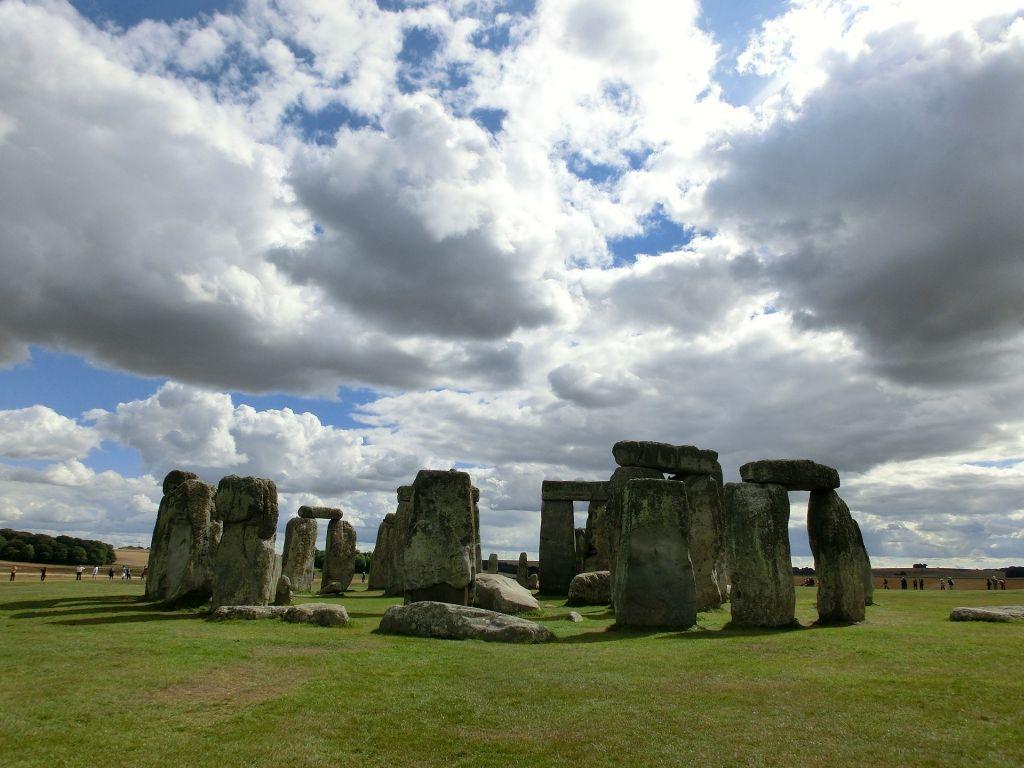 Stonehenge, Inglaterra - Pixabay - Pixabay /Rota de Férias/ND