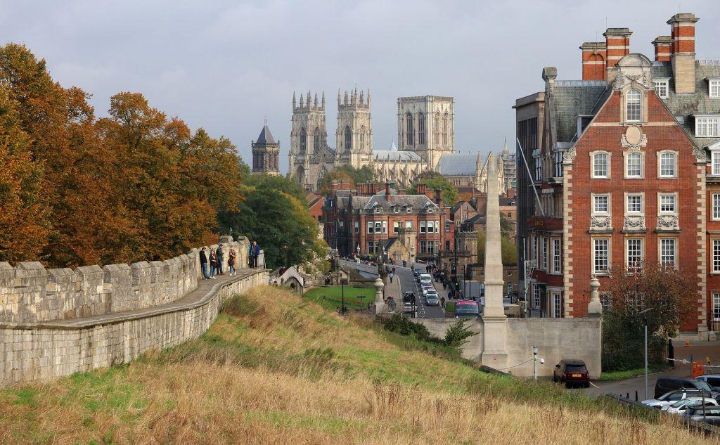 York, Inglaterra - Pixabay - Pixabay /Rota de Férias/ND