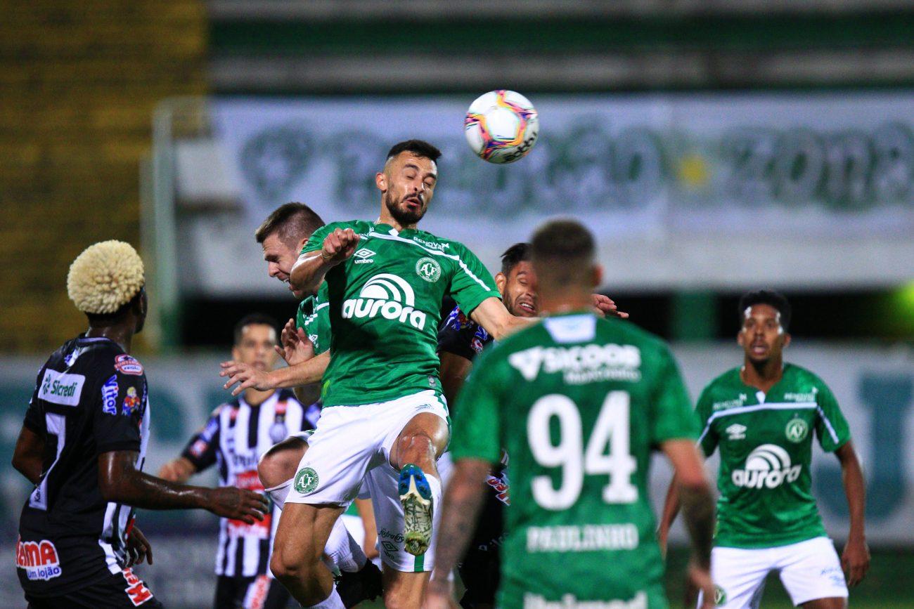 Jogo ocorreu na Arena Condá, em Chapecó - Márcio Cunha/ACF/Divulgação