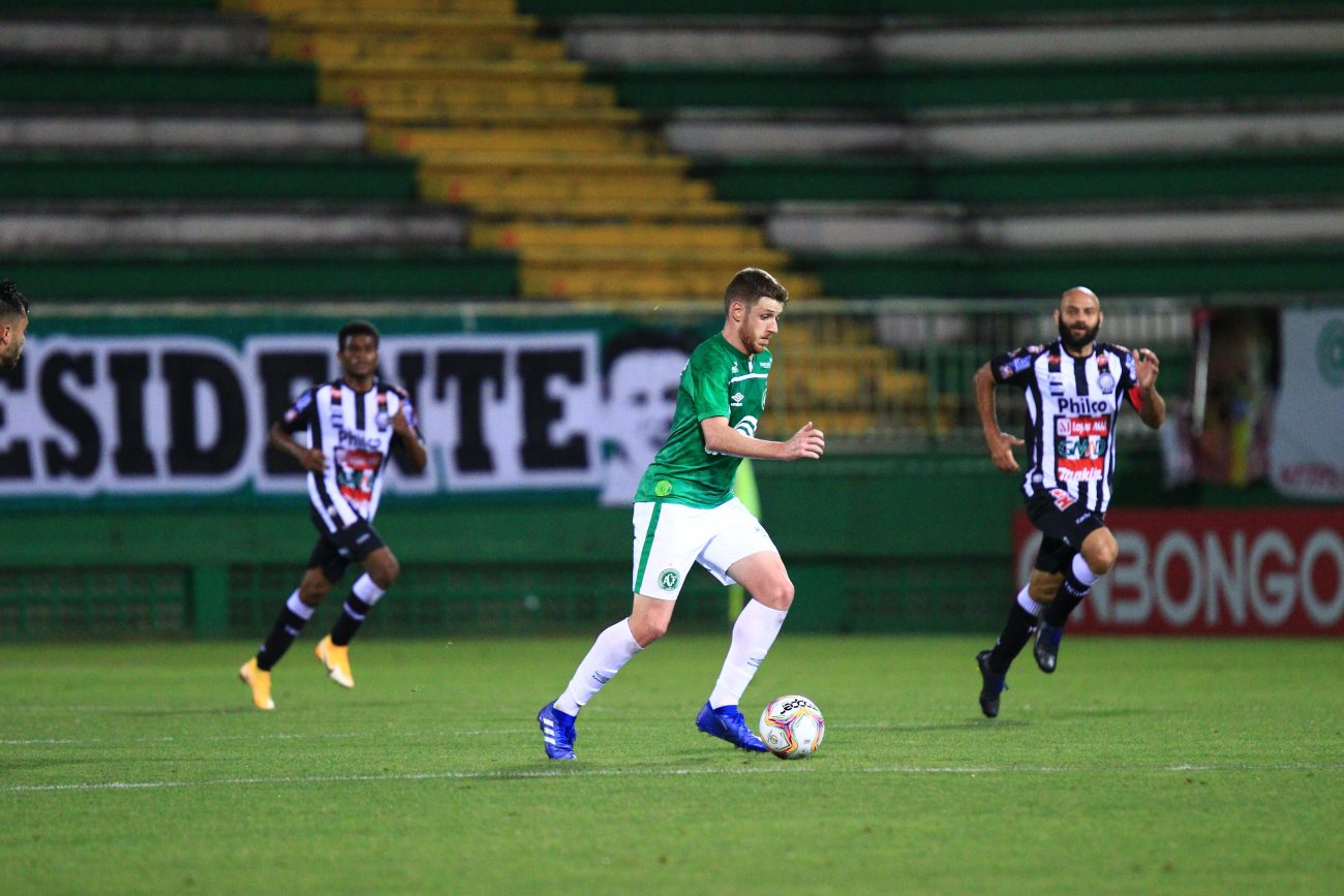 Chapecoense mantém a invencibilidade. - Márcio Cunha/ACF/Divulgação