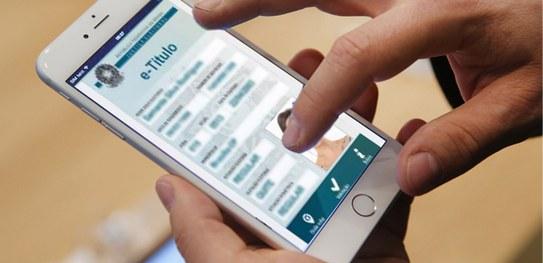 Ausência pode ser justificada pelo app e-Título – Foto: TRE-GO/Divulgação/ND