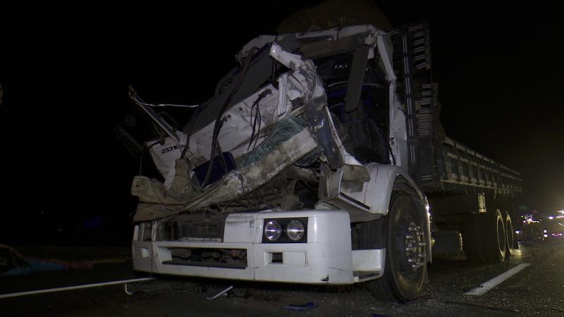 Motorista morre na BR-101