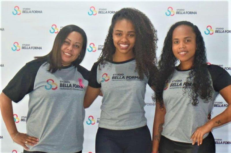 As mulheres do Studio Bella Forma – Foto: Divulgação