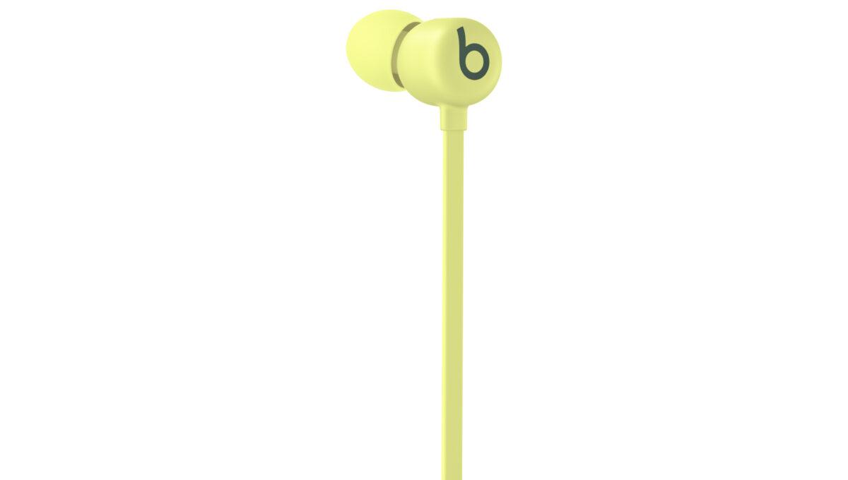 Beats Flex (Amarelo Cítrico) - Crédito: Divulgação/Beats/33Giga/ND