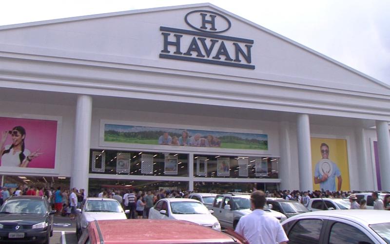 Prospecto da Havan foi protocolado no CVM no fim de agosto – Foto: Reprodução/NDTV Blumenau