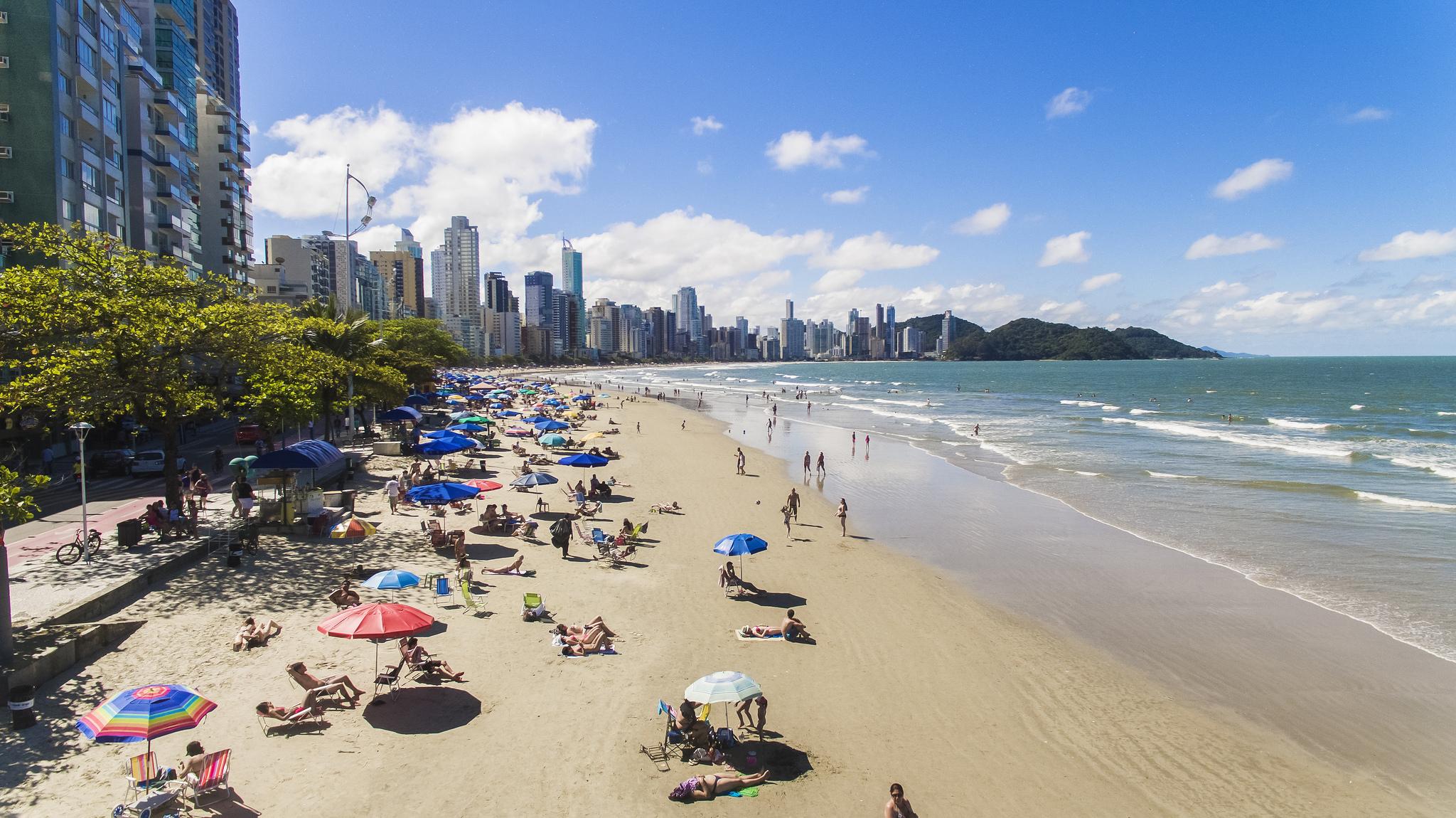 Alargamento da praia de Balneário Camboriú está autorizado | ND