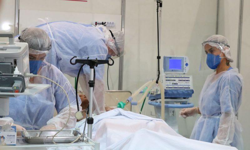 Médicos atuarão na linha de frente do combate à Covid-19 – Foto: Rovena Rosa/Agência Brasil/ND