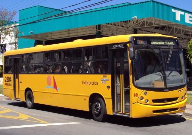 Transporte deve funcionar normalmente entre Itajaí, Navegantes e demais municípios da Região – Foto: Matheus Geyger de Melo